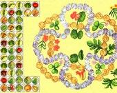 Gaia's Garden Co-operative Board Game ECONOMY version - Green Gift for Children - Enviro Friendly