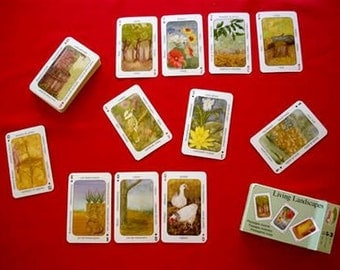 Living Landscapes Permaculture Card Game - Eco Friendly Game - Green Gift under 10 dollar for  Adults and Children.