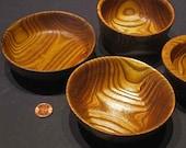 Staghorn Sumac Bowl