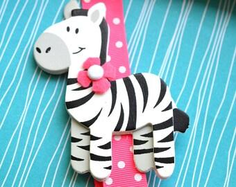 Zebra Bowholder