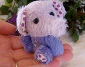 Sasha a sweet miniature artist elephant