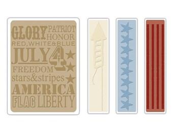 Tim Holtz Americana Set - Texture Fades