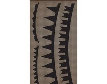 Mask - Pennant Banner - Studio Calico --