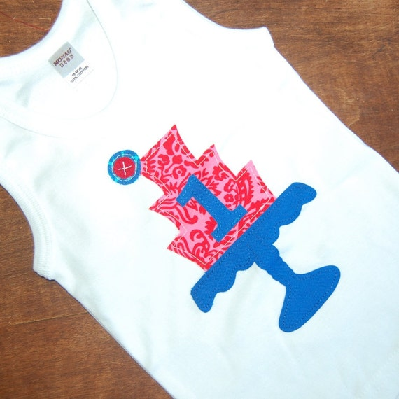 Girls 1st Birthday Shirt, READY TO SHIP, 1st Birthday Girl Outfit, Baby Girl First Birthday Tshirt