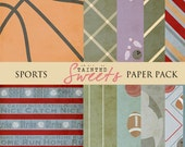 Sports Paper Pack