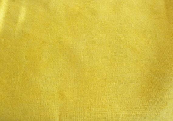 Lemon Hand Dyed 28-count Evenweave Cross Stitch Fabric