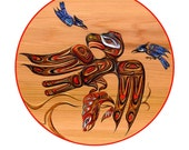 Kwiwi and Kwas- kwas ,Eagle and Jays