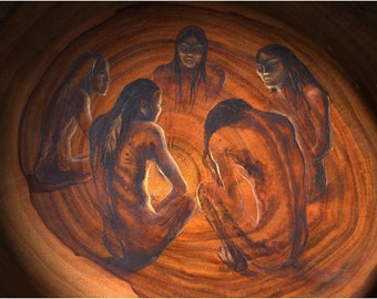 The Sweatlodge print
