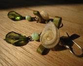 Mini Rosette Earrings