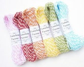 Bakers Twine Party Pack by Timeless Twine - 60 yds