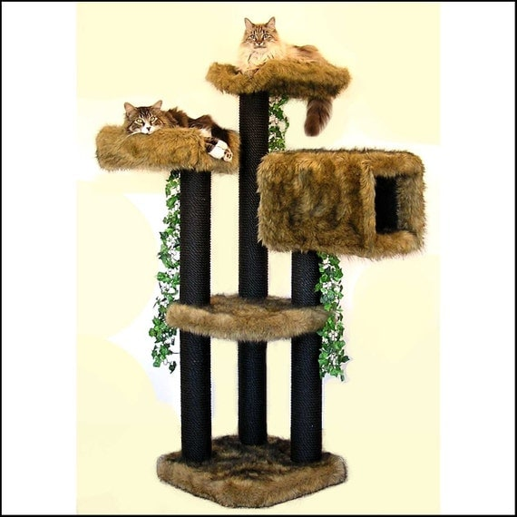 Unavailable listing on etsy for Design your own cat tree