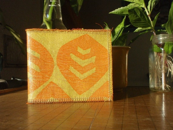 Sunny Leaves Wallet