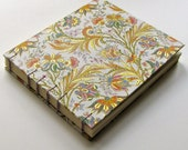 Wedding Guest Book, Italian Paper, Medium Size, Made To Order