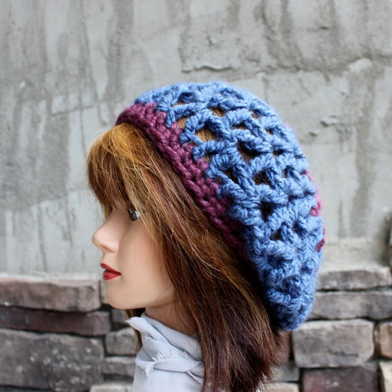 The Boyfriend Slouchy Beanie - wear and share - READY to SHIP