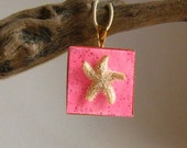 Kim Bauer starfish nautical necklace