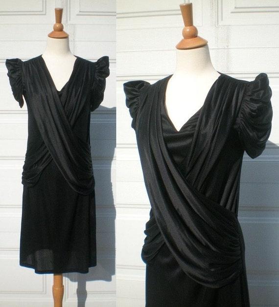 DECO Little Black Dress