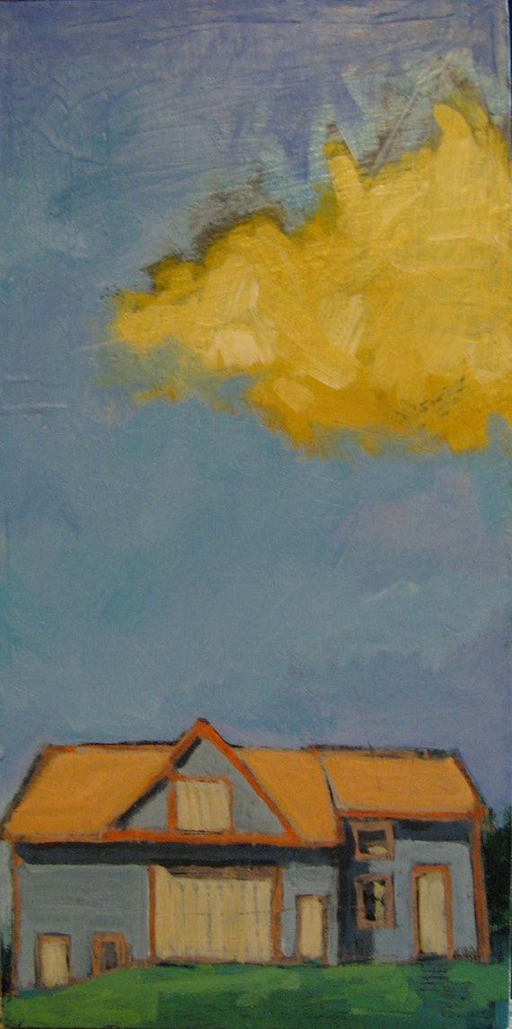 Shifting Day - Original Painting
