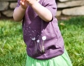 Dandelions Organic Cotton Baby T-shirt