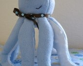 Oliver the Octopus Plush