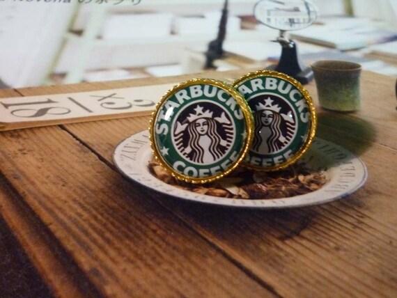 Starbucks - Retro Series Earrings