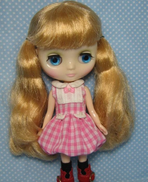 Middie Blythe Bubble Dress
