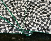 Quilted Coasters - Start Your Engines (set of 4)