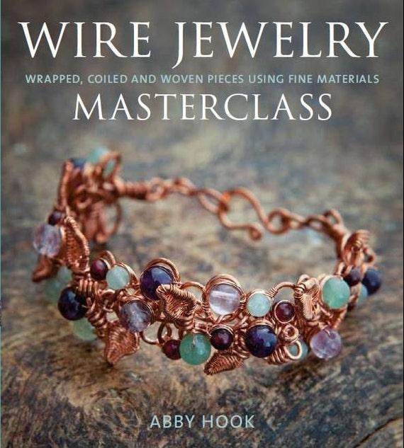 Wire Jewelry Masterclass - Book