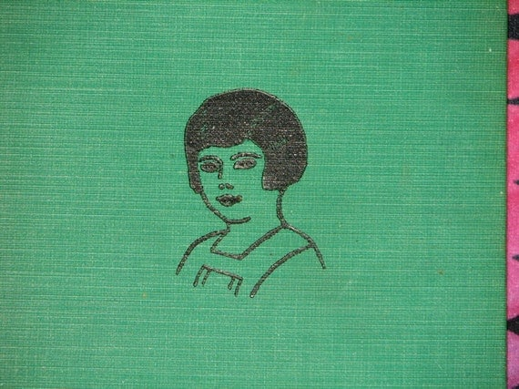 Vintage 1924 Mary Jane In Canada Clara Judson illustrated novel book
