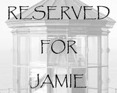 RESERVED FOR JAMIE