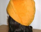 Fleece Cloche Hat
