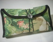 Diaper Wipes Case and Clutch - a quick carry all