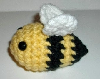 Crochet Pattern PDF Bumble Bee