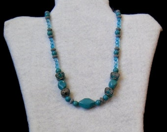 Necklace - Turquoise
