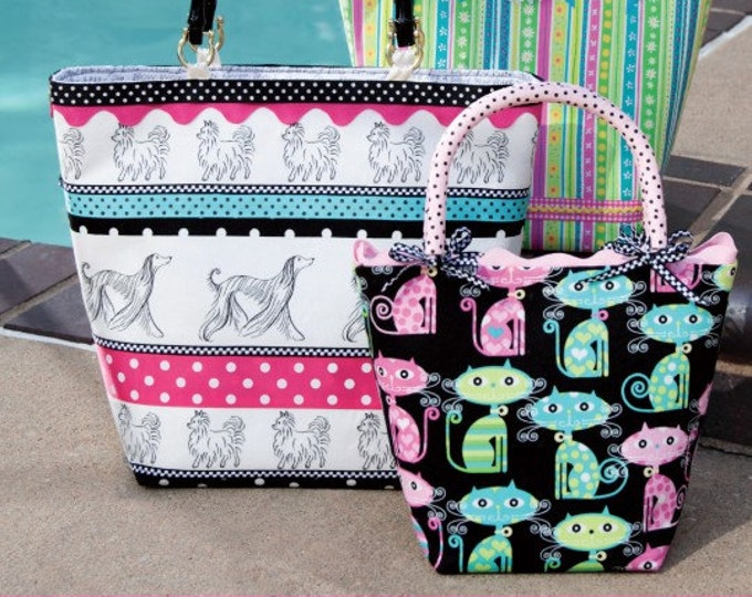 The Cheri Bag Sewing Pattern (#102)
