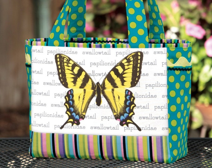 PDF Download of The Picture This DIY Bag Sewing Pattern Tutorial - (#113X)