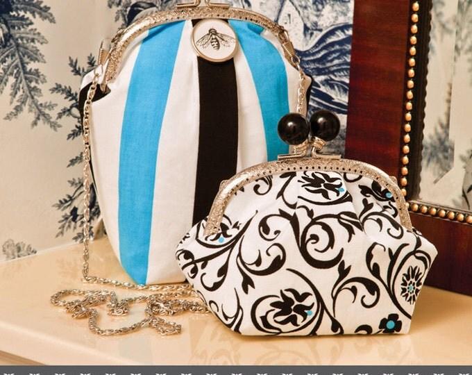 The Petite Pochette Bag Clutch DIY Purse Sewing Pattern (#119)
