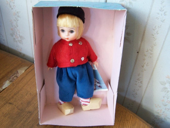 Madam Alexander Netherlands Boy Doll