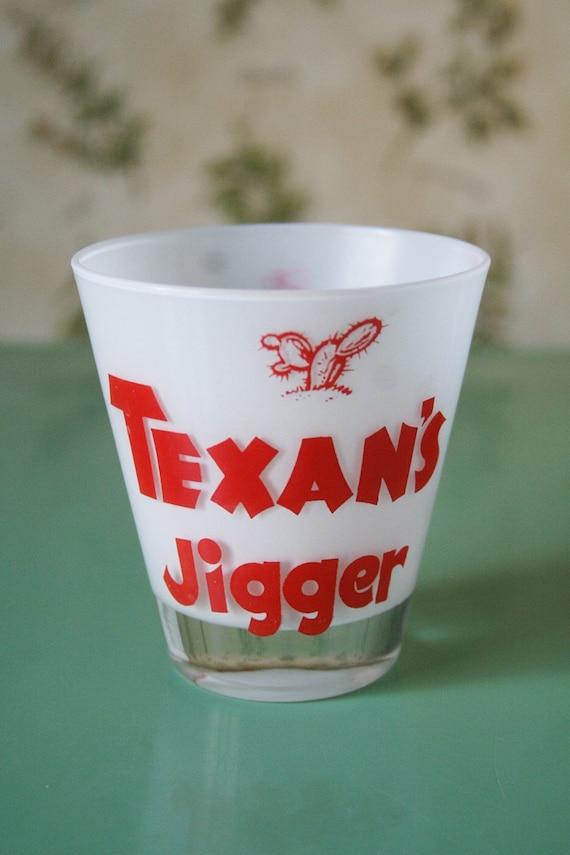 Texas Jigger - Oversized Shot Glass