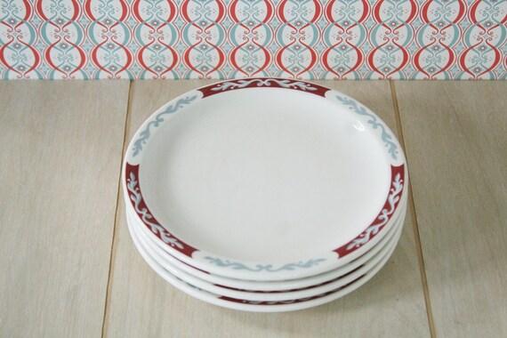 Syracuse China Embassy Dessert or Sandwich Plates