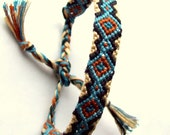 Qaletaqa Friendship Bracelet -Hand Woven -Made to Order