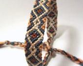 Friendship Bracelet- Arizona -Hand Woven -Made to Order