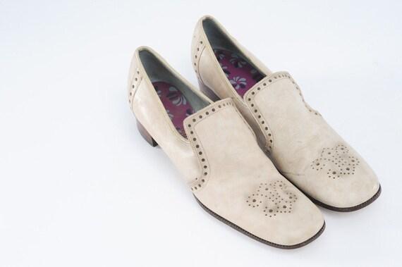 1960's Elvis Rockabilly MOD Shoes