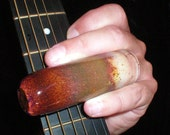 Guitar Slide Custom Handblown Glass - Made to Order