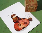 woodland postcard set-6