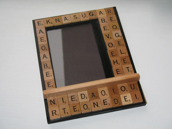 Sugar, Bee Scrabble Embellished Picture Frame