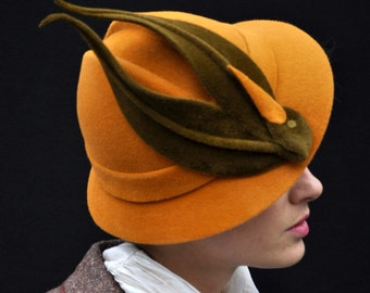When Birds Were Hats- made to order hat