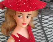 Vintage Bewitched Samantha Witch Doll by Ideal 1965