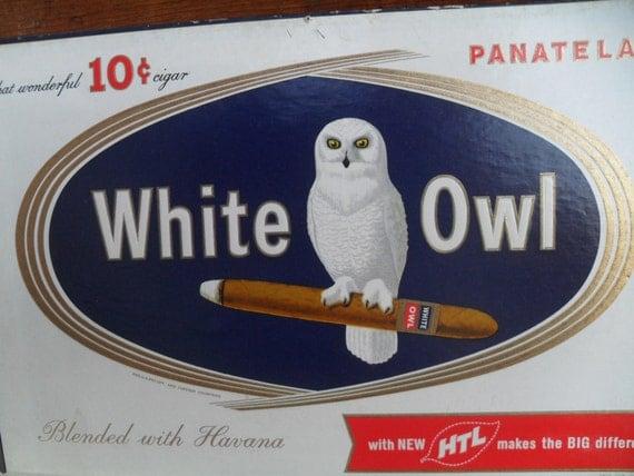Vintage white owl cigars - photo#4