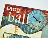 Play Ball - CUSTOM ORDER FOR LISA