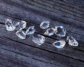 Rare Hand Mined Grade AA-AAA HERKIMER Diamond from Herkimer Mines in New York for Attunement, Balance, Auric Clearing, Dream Recall